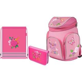 Школьный рюкзак MagTaller Boxi With Love с наполнением