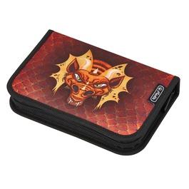 Пенал Herlitz Dragon с наполнением 31 предмет 50008384