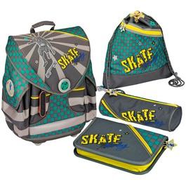 Школьный ранец Spiegelburg Skateboarding Ergo Style Plus с наполнением 11691