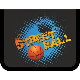 Пенал MagTaller Street ball без наполнения Boxi