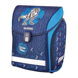 Школьный ранец Herlitz MIDI NEW Blue Dino без наполнения