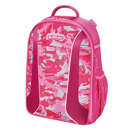 Школьный рюкзак Herlitz BE.BAG AIRGO Camouflage Girl