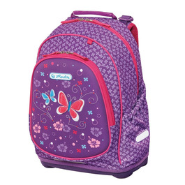 Школьный рюкзак Herlitz Bliss Purple Butterfly 50013982