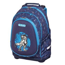 Школьный рюкзак Herlitz Bliss Blue Dino 50014019