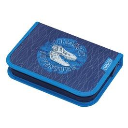 Пенал Herlitz Blue Dino с наполнением 31 предмет 50014385