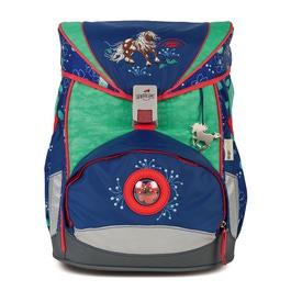 Школьный ранец DerDieDas 8405047 Весёлый пони ErgoFlex с наполнением