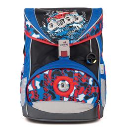 Школьный ранец DerDieDas 8405050 Грузовик ErgoFlex с наполнением
