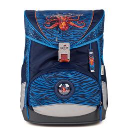 Школьный ранец DerDieDas 8405052 Осьминог ErgoFlex с наполнением