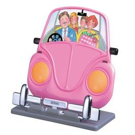 Подставка для книг Herlitz Автомобиль, розовая