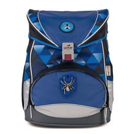 Школьный ранец DerDieDas 8405073 Мальчики Switch Patch ErgoFlex с наполнением