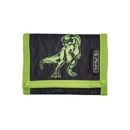 Кошелек Herlitz Green Dino