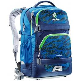 Школьный рюкзак Deuter 3830016-3046 Strike Синий-салатовый