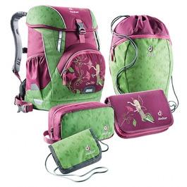 Школьный рюкзак Deuter OneTwo Сказочная фея с наполнением 5 предметов 3880017-5023/SET3