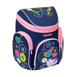 Школьный ранец MagTaller Boxi Hearts с наполнением 21616-43