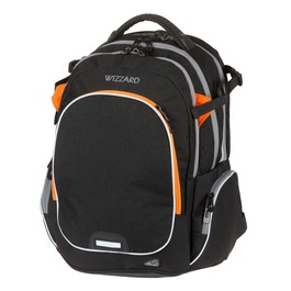 Школьный рюкзак Walker Campus Wizzard Black Melange 42114/180