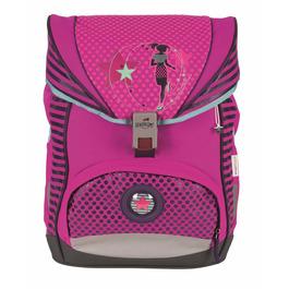 Школьный ранец DerDieDas ErgoFlex Диско с наполнением 8405078