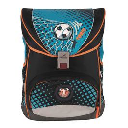 Школьный ранец DerDieDas ErgoFlex Футбольный мяч с наполнением 8405090