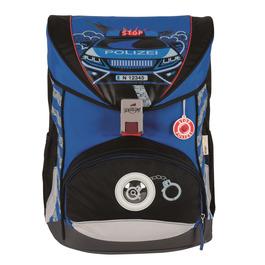 Школьный ранец DerDieDas 8405095 Полицейская машина ErgoFlex с наполнением