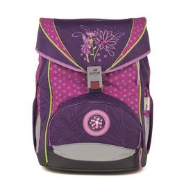 Школьный ранец DerDieDas 8405081 Фея ErgoFlex LED со светодиодами с наполнением