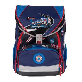 Школьный ранец DerDieDas 8406094 Погоня ErgoFlex XL с наполнением