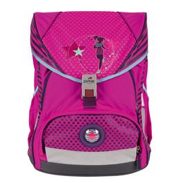 Школьный ранец DerDieDas 8406078 Диско ErgoFlex XL с наполнением