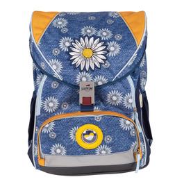 Школьный ранец DerDieDas 8406079 Ромашка ErgoFlex XL с наполнением