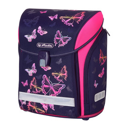 Школьный ранец Herlitz MIDI NEW Rainbow Butterfly без наполнения 50020454