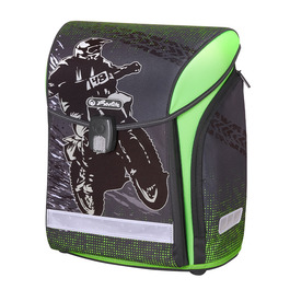 Школьный ранец Herlitz MIDI NEW Motorcross без наполнения 50020461