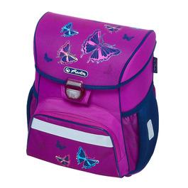 Школьный ранец Herlitz LOOP Glitter Butterfly без наполнения 50020584