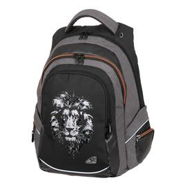 Школьный рюкзак Walker Fame Lion Black 42032/80