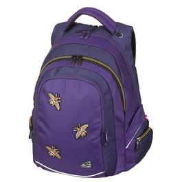 Школьный рюкзак Walker Fame Bee Violet 42029/74