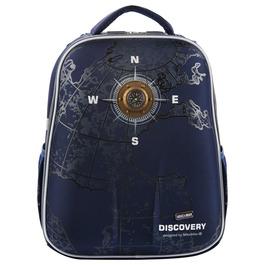 Школьный рюкзак Mike&Mar Навигация т.синий 1008-34