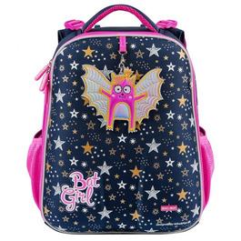 Школьный рюкзак Mike&Mar Летучая мышка т.синий 1008-165