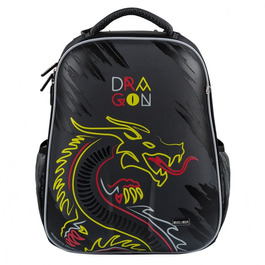 Школьный рюкзак Mike&Mar Дракон т.серый 1008-154