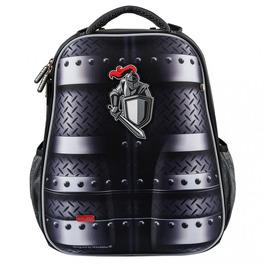 Школьный рюкзак Mike&Mar Рыцарь т.серый 1008-155