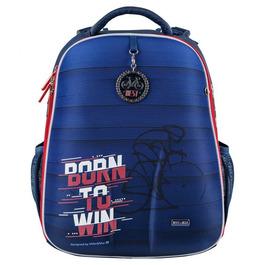 Школьный рюкзак Mike&Mar Велосипед т.синий 1008-156