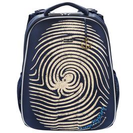 Школьный рюкзак Mike&Mar Спрут т.синий 1008-123