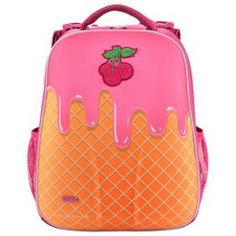 Школьный рюкзак Mike&Mar Мороженое малиновый 1008-132