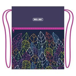 Мешок для сменной обуви Mike&Mar Фиолет /мал.кант MB183