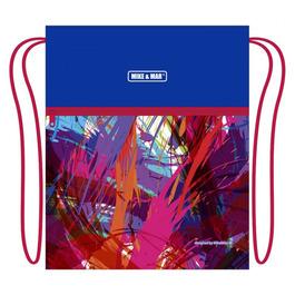 Мешок для сменной обуви Mike&Mar Танец multi фиолет MB190