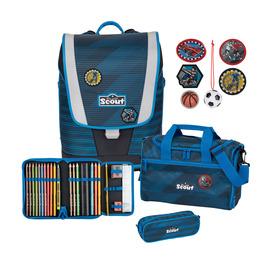 Школьный ранец Scout Ultra Спорт с наполнением 4 предмета 75400669300
