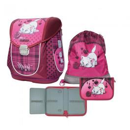 Школьный ранец MagTaller Ezzy III Cat с наполнением 22717-52