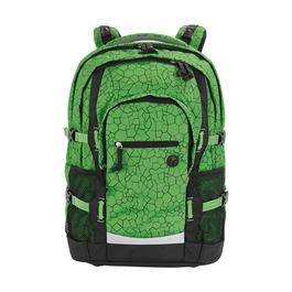 Школьный рюкзак 4YOU Jumpac Зеленая абстракция 115501-887