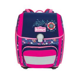 Школьный ранец Scout Genius Exklusiv Цветник с наполнением 76400638000
