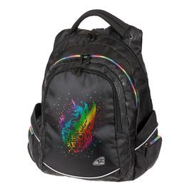 Школьный рюкзак Walker Fame Unicorn Black/Multi 42108/82