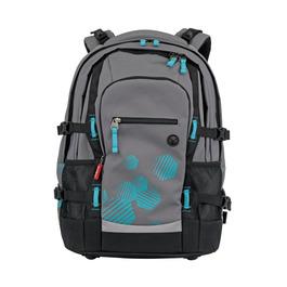 Школьный рюкзак 4YOU Jumpac Серый с голубым 11550130900