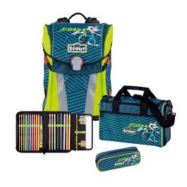 Школьный ранец Scout Sunny Вратарь с наполнением 4 предмета 73410687800