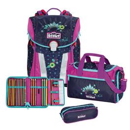 Школьный ранец Scout Sunny Супер принцесса с наполнением 4 предмета 73410637400