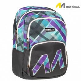 Школьный рюкзак Mendoza Серый 39914-06