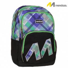 Школьный рюкзак Mendoza Зеленый 39914-07